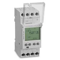 Модульный таймер, недельная и суточная программа, 1 канал, 1СО, Voltage 230V