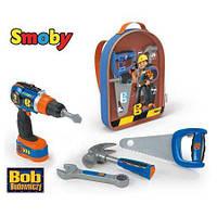 Игровой набор с инструментами в рюкзаке Боб Строитель  Smoby 360136
