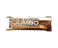 Jumbo bar 50 гр protein 100 гр double chocolate cookie Scitec Nutrition