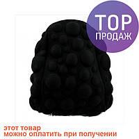 Рюкзак маленький Bulb черный / городской рюкзак