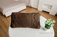 Подушка декоративная вязаная Sweet Home 1145 30х50 см