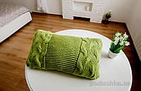 Подушка декоративная вязаная Sweet Home 1142 30х50 см