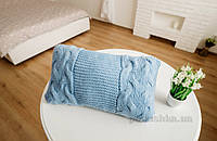 Подушка декоративная вязаная Sweet Home 1144 30х50 см