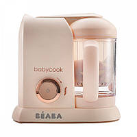 Beaba - Пароварка-блендер Babycook Solo Limited Edition, pink, фото 1