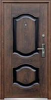 Дверь Стандарт 61 бархатный лак (улица) (сота) (70mm) (2300)