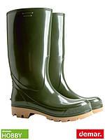 Резиновые сапоги мужские с противоскользящей подошвой (рабочая обувь DEMAR Польша) BDGRANDER Z