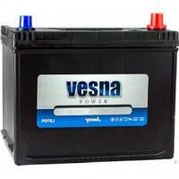 Автомобильный аккумулятор Vesna Power j 70Ah 700A (0) R
