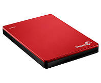 Внешний жесткий диск 1Tb Seagate Backup Plus Portable, Red, 2.5', USB 3.0 (STDR1000203)