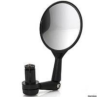 Зеркало XLC MR-K02, 80 мм, черное