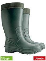 Резиновые сапоги мужские (рабочая резиновая обувь) DEMAR Польша BDUNIVERSAL Z