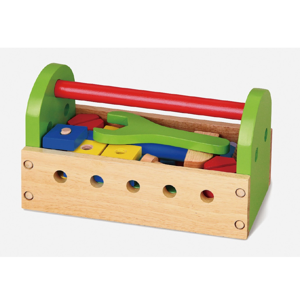 """Набор Viga Toys """"Ящик с инструментами"""" (50494VG)"""