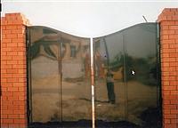 Ворота двери, фото 1