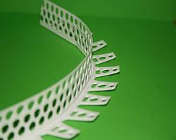 Угол арочный пластиковый 3м