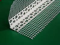 Угол алюминиевый с сеткой 2,5м