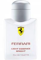 Оригинал Ferrari Light Essence Bright 75ml edt Феррари Лайт Эссенс Брайт