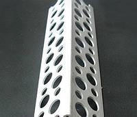 Угол пластиковый перфорированный 3м