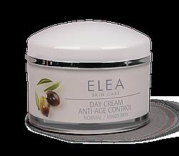 Дневной крем от морщин Q10 для нормальной и смешанной кожи, 50 мл Elea Skin Care