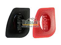 Набор скребков (2шт. - черный и красный) 80х60мм для чистки чугунной посуды Lodge (США) SCRAPERPK