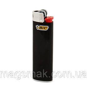 Зажигалка BIC / БИК J3 миди черная