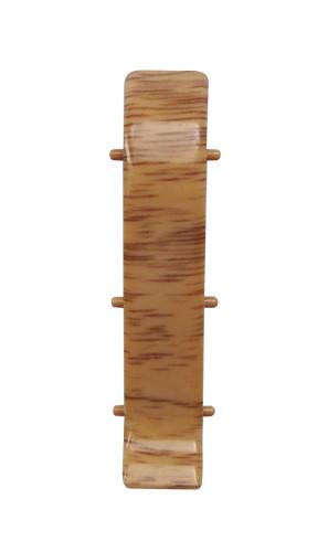 Стык BudMonster дуб натуральный (50шт/уп)