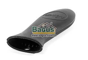 Силиконовая ручка для чугунной сковороды черного цвета Lodge (США) ASHH11
