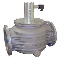Электромагнитный фланцевый нормально открытый клапан М16/RM DN200 NA (6 bar)