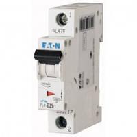 Автомат выключатель Eaton 1 полюс 50А PL4 C, фото 1