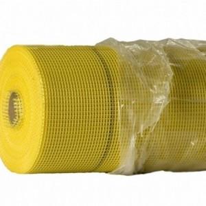 Сетка MASTERNET FASADE фасадная (5*5) 145 г/м2  желтая