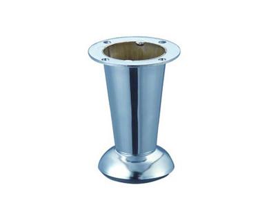3-027 A151 ножка мебельная регулируемая 100 мм
