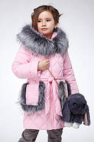 Детское зимнее пальто Бетт