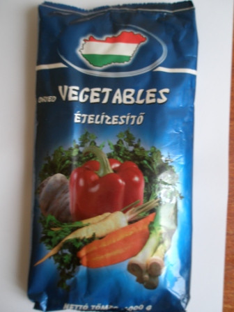 Приправа VEGETABLES 1 кг Венгрия.