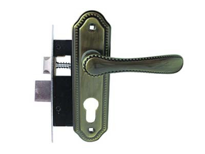 15-18 Ручка дверная FZB ЕТ-7758 50мм