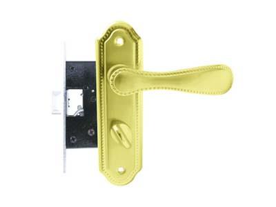 15-06 Ручка дверная FZB BK-7758 50мм