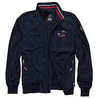 Куртка-ветровка  мужская Paul Shark, темно-синяя