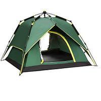 Палатка 3-х местная (17813) туристическая двухслойная