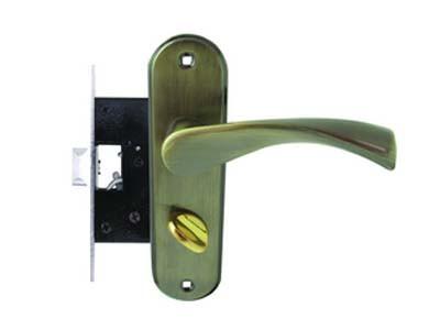 15-84 Ручка дверная FZB ВК-71157 50мм
