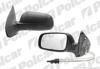 Зеркало (механ/черн) левое VW Golf 4 97-03
