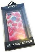 Силиконовая накладка Mask Collection  для телефонов iPhone.