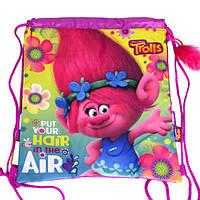Сумка - рюкзак для обувиSB-01 «Trolls»554365