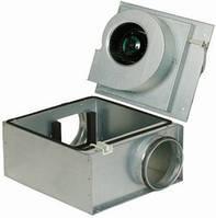 Вентилятор Systemair KVO 160 для круглых каналов, фото 1