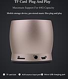 Колонка Awei Y500 Bluetooth Aux MicroSD, фото 5