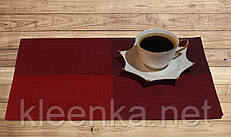 Салфетка столовая под тарелки 30см*45см,серветка столова під посуд