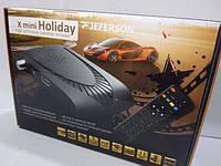 Спутниковый ресивер Jeferson X mini HOLIDAY