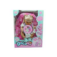 Детская интерактивная кукла