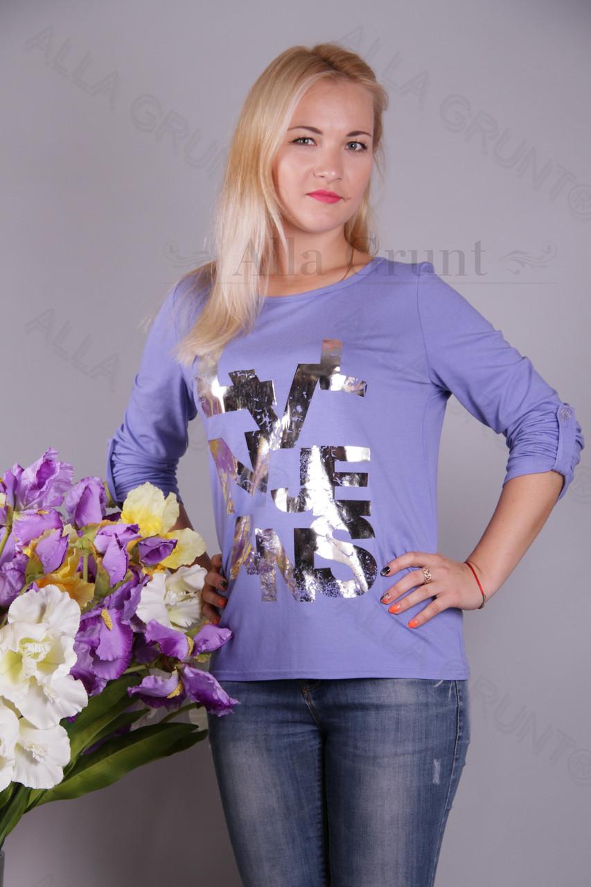 Блуза-туника трикотажная 429-осн808/2-128 полубатал оптом от производителя Украина