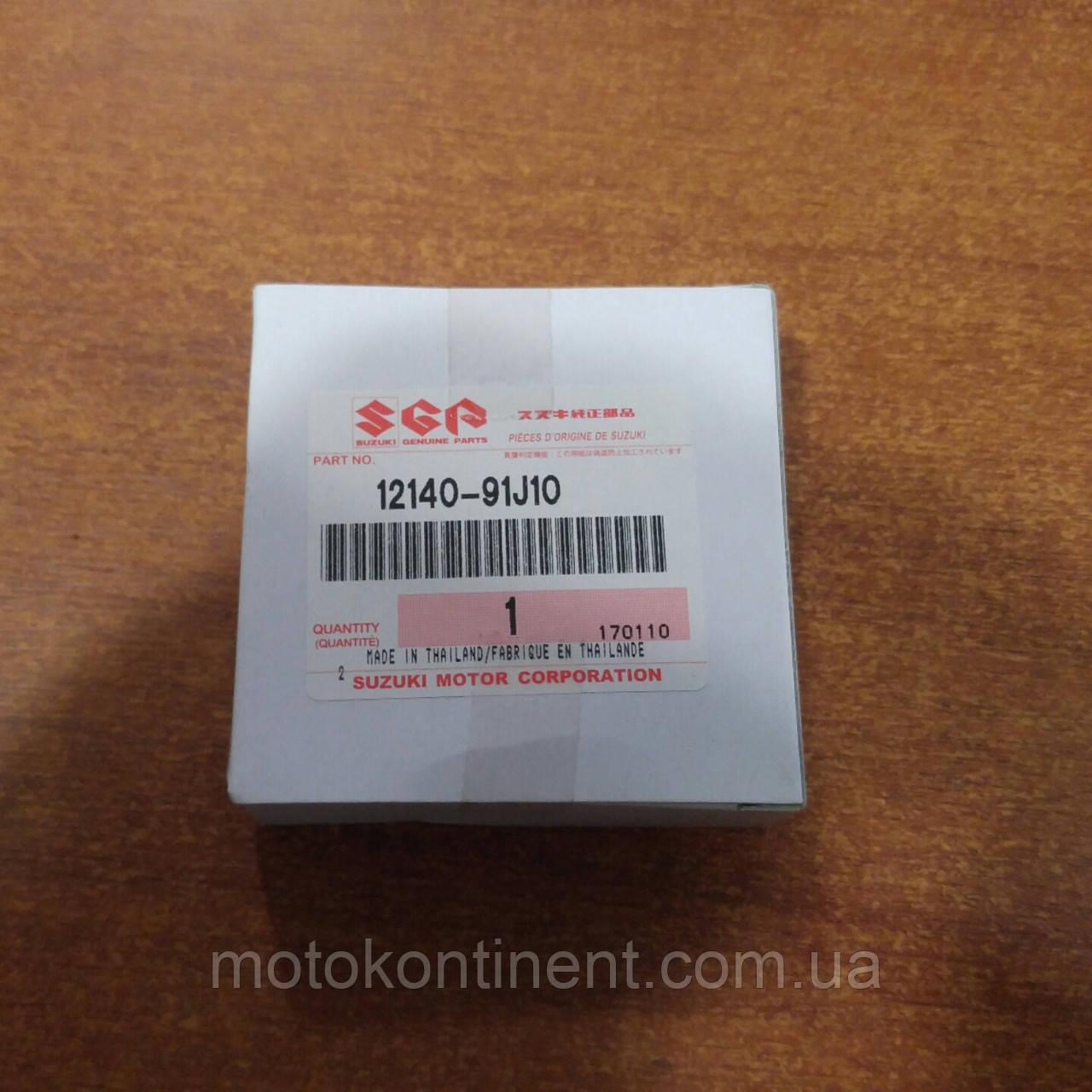 12140-91J10 Кольца поршневые STD Suzuki DF4-DF6