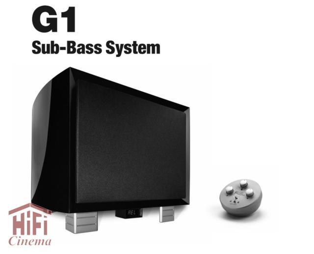 Активный сабвуфер REL Gibraltar G1 для домашнего кинотеатра Hi-Fi