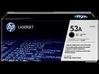 HP 53A LJ P2014/2015/M2727 Black (3000 стр)