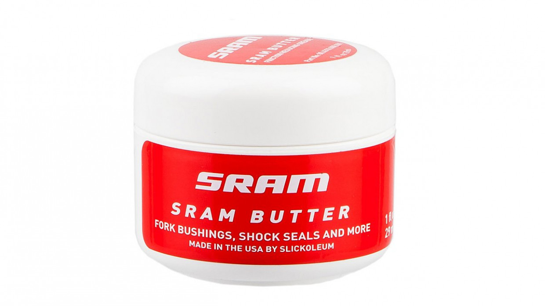 Смазка SRAM Butter Grease для сальников, о-рингов и башингов вилок