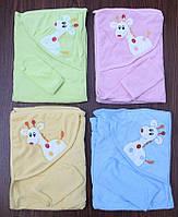 Полотенце уголок для малышей «Жираф»